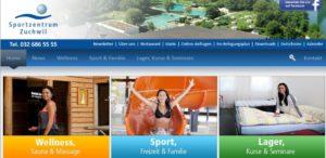 fitness center solothurn
